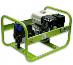 Бензиновый генератор PRAMAC E4000 230V