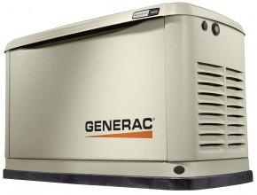 Газовый генератор 8 кВт Generac 7044