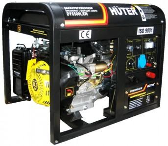 Сварочный генератор Huter DY6500LXW