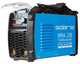 Сварочный инвертор Solaris MMA-208