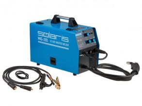 Сварочный полуавтомат Solaris MIG-205 (MIG/MMA)