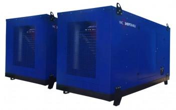 Синхронизированная генераторная установка ФАС-100-3/МС