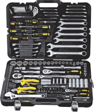 Набор инструментов Berger BG141-1214 (141 предмет)