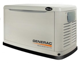 Газовый генератор 10 кВт Generac 6270