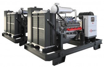 Синхронизированная генераторная установка ФАС-250-3/ЯС