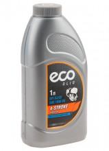 Масло моторное 4-х тактное полусинтетическое SAE 10W-40 ECO 1л (API SJ/CF, всесезонное)
