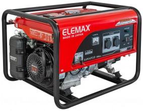 Бензиновый генератор Elemax SH 6500 EX-RS