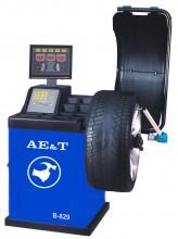 Балансировочный станок AE&T B-829 для колес легковых автомобилей