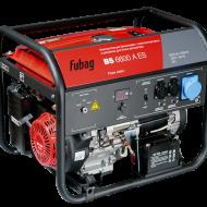 Бензиновый генератор Fubag BS 6600 A ES c коннектором автоматики