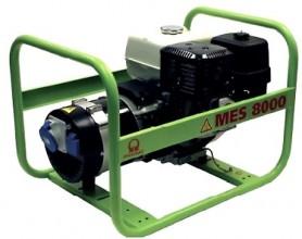 Бензиновый генератор PRAMAC MES8000 230V