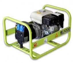 Бензиновый генератор PRAMAC E3200 230V