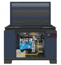 Газовый генератор ФАС-10-3/ВП