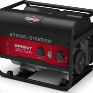 Бензиновый генератор Briggs & Stratton Sprint 3200A