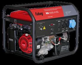 Бензиновый генератор Fubag BS 5500 A ES c коннектором автоматики