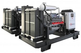 Синхронизированная генераторная установка ФАС-300-3/ЯС