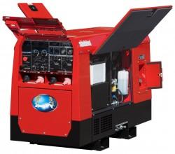 Сварочный генератор SHINDAIWA DGW500DM