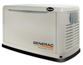 Газовый генератор 8 кВт Generac 6269