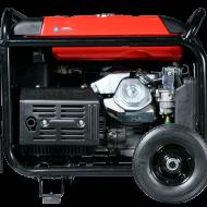 Инверторный генератор Fubag TI 7000 A ES c коннектором автоматики