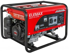 Бензиновый генератор Elemax SH 7600 EX-R