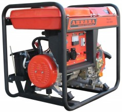 Дизельный генератор Aurora ADE 4500 D