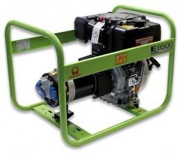 Дизельный генератор PRAMAC E6500 230V