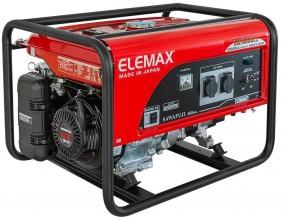 Бензиновый генератор Elemax SH 4600 EX-R