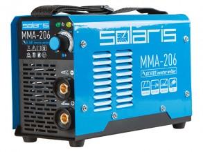 Сварочный инвертор Solaris MMA-206