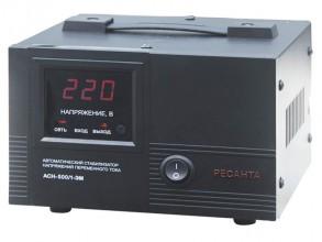 Стабилизатор Ресанта ACH-500/1-ЭМ