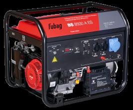 Бензиновый генератор Fubag BS 8500 A ES c коннектором автоматики