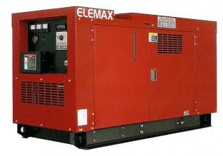 Дизельный генератор Elemax SHT25D-R