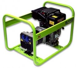 Дизельный генератор PRAMAC E4500 230V