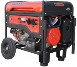 Бензиновый генератор Aurora AGE 8500 DZN PLUS с блоком автоматики