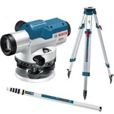 Лазерные уровни и оптические нивелиры